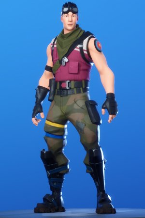 Skin Outfit SURESHOT