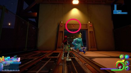 Monstropolis Lucky Emblem 9