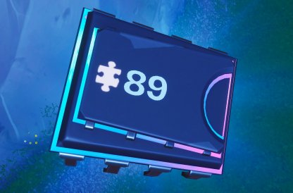 Fortbyte # 89 Location
