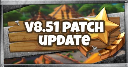 v8.51 Patch Update - May 2, 2019