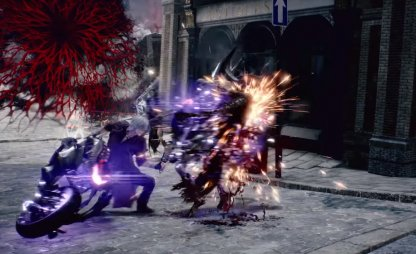 Devil May Cry 5 Changes Fighting Styles On The Fly