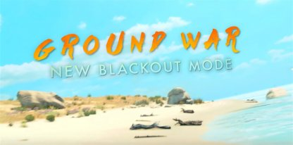 New Ground War Mode, 5 New Weapons & More!
