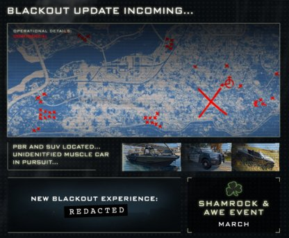 CoD: BO4   Feb  19 - Update Summary: Operation Grand Heist   Call of