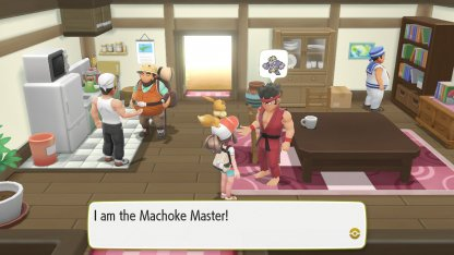 Machoke Master Trainer