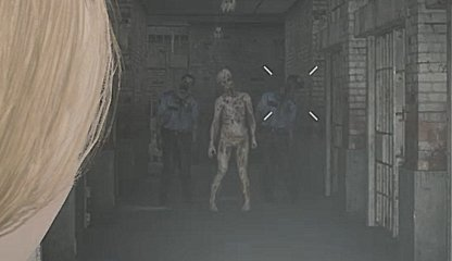 RE2 Jail Cell Doors