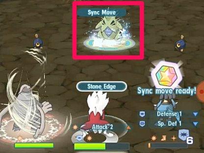 Focus Fire On Boldore & Tyranitar
