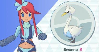Skyla & Swanna
