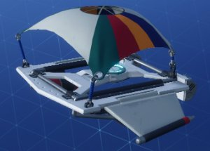 Glider skin Image FIGHTER KITE