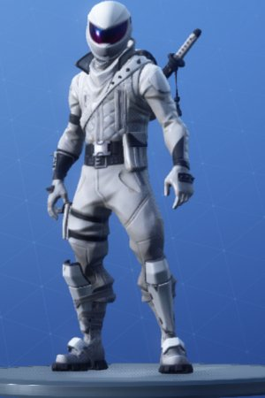 Skin Outfit OVERTAKER