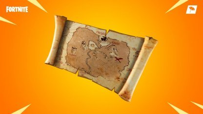 Find A Buried Treasure Map