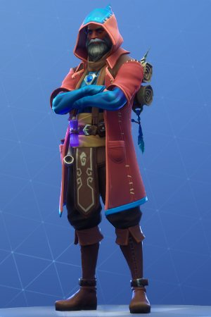 Skin Outfit CASTOR