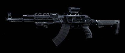 Steel Curtain AR Weapon Details