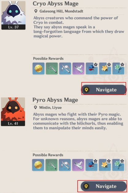 Abyss Mages