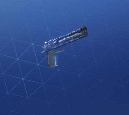 CURSED Wrap - Handgun