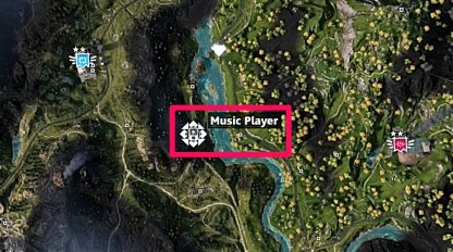 Where To Find 10 Music Players: Locations & Guide Location 9