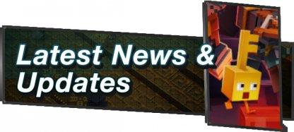 Minecraft Dungeons - Latest News & Updates