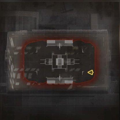 King Map Layout