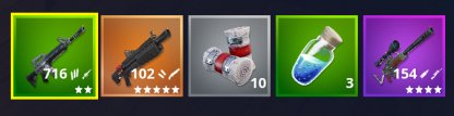 Sample Loadout For Solos