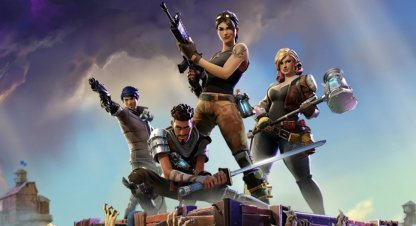 Fortnite Has Battle Royale & Save The World