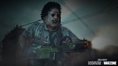 Leatherface (The Texas Chainsaw Massacre)