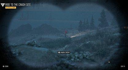 Defeat Machine Gun Ripper Past Sniper Tower