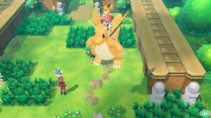 Charizard, Aerodactly, & Dragonite Can Now Fly Higher