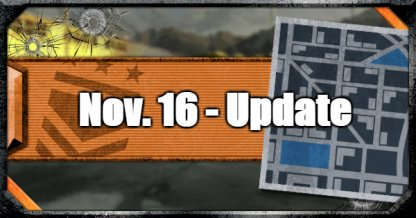 Call of Duty: Black Ops IV Nov. 16 Update