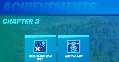 Achievements List