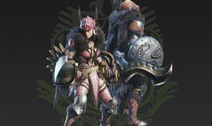 Sword & Shield