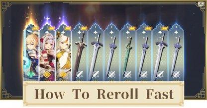 Reroll Fast