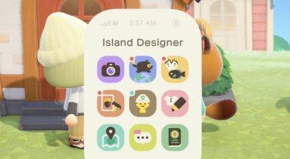 island designer