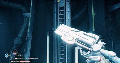 Ark Unlocks Firestorm Revolver Launcher