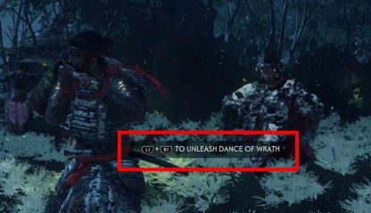 Use Dance Of Wraith To Finish Battle