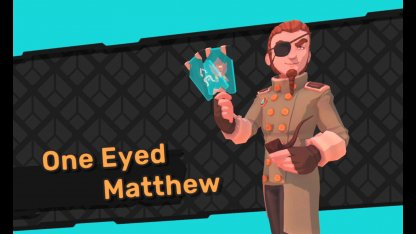 One Eyed Matthew