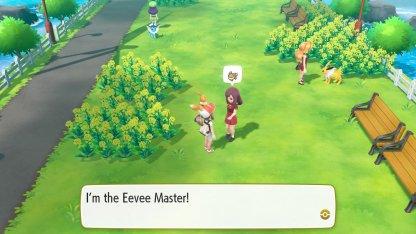 Eevee Master Trainer