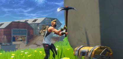 You Can Hear An Enemy Use Their Pickaxe
