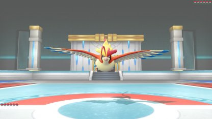 Pidgeot Mega Evolution