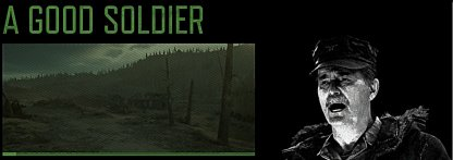 A Good Soldier - Storyline Mission Walkthrough