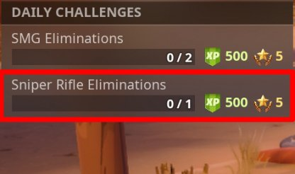 One Daily Challenge Added Every Day