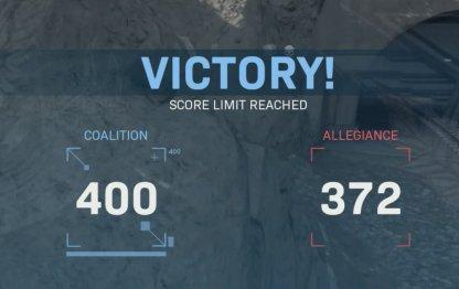 Warzone Rumble Victory
