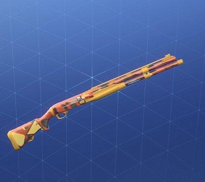LION Wrap - Shotgun