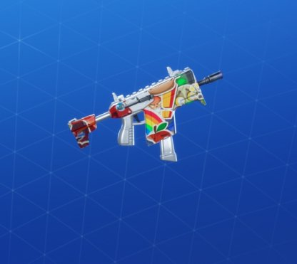 EMOTICAL Wrap - Submachine Gun
