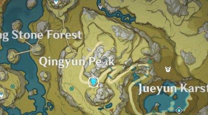 Qingxin Map