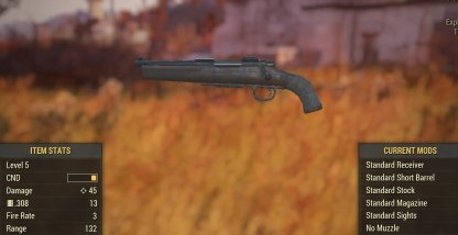 Short Hunting Rifle Image
