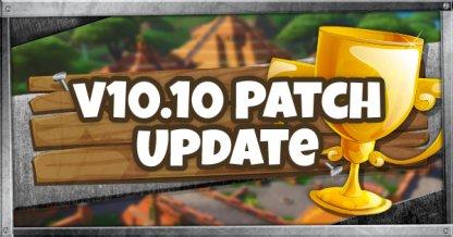 v10.10 Patch Update