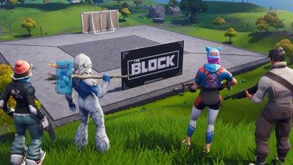 Fortnite Battle Royale: Tips & Guides, The Block