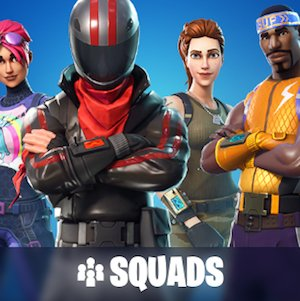 Fortnite Squad Mode
