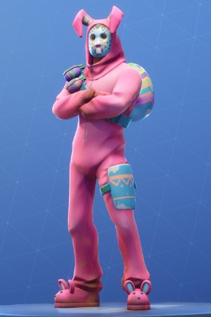 Skin Outfit RABBIT RAIDER