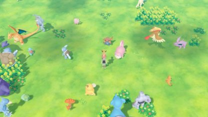 Pokemon Go Intergration