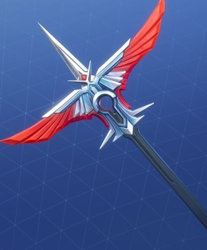 Pickaxe Skin GATE FORCE
